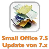 Small Office 7.8 - Update von 7.0
