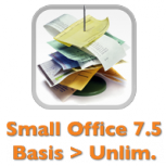 Upgrade Small Office 7.8 > Unlimited